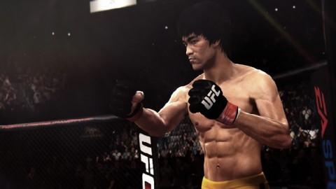 بروس لی، در EA Sports: UAC حضور خواهد داشت!