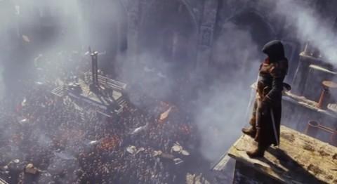 Assassins Creed: Unity، دارای حرکاتی از ورزش پارکور خواهد بود