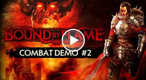 دومین تریلر Bound by Flame، سیستم مبارزه در بازی را نشان می دهد