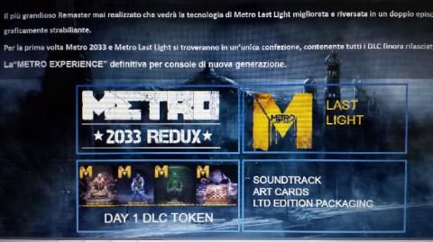 بالاخره گیمر های XBOX ONE و PS4، عنوان Metro: REDUX را تجربه می کنند!
