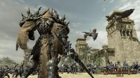 Kingdom Under Fire 2 بر روی PS4 بهتر عمل خواهد کرد