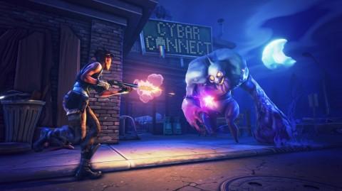 تصاویر جدیدی از بازی Fortnite منتشر شد