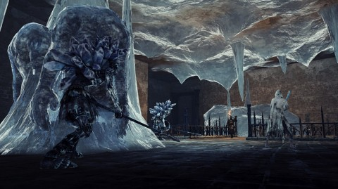 تصاویری جدید از Dark Souls II: Crown of the King's Ivory منتشر شد