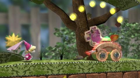 LittleBigPlanet's Sackboy