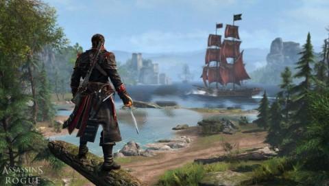 تصاویری جدید و فوق العاده از Assassin's Creed: Rogue منتشر شدند!