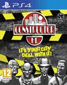 عنوان Constructor HD در ماه نوامبر برای نسل هشتم عرضه خواهد شد!