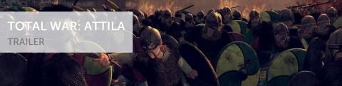 Total War: Attila معرفی شد + تریلر منتشر شده از بازی