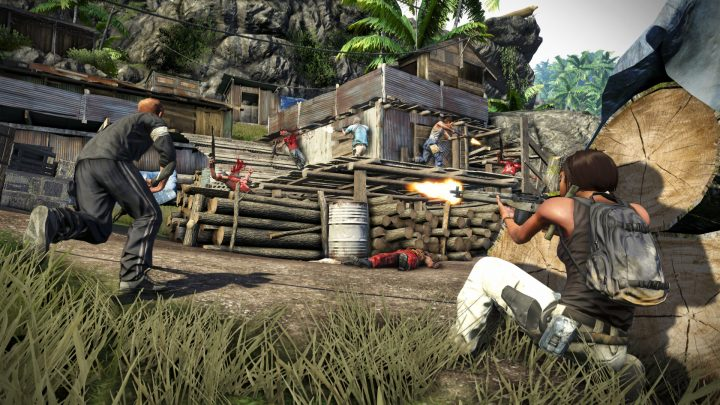 سیستم مورد نیاز بازی Far Cry 3 فار کرای + عکس و تریلر