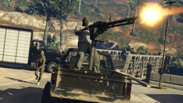 سیستم مورد نیاز بازی GTA V جی تی ای 5