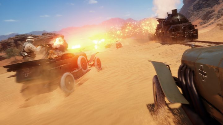 سیستم مورد نیاز بازی Battlefield 1 بتلفیلد + عکس و تریلر