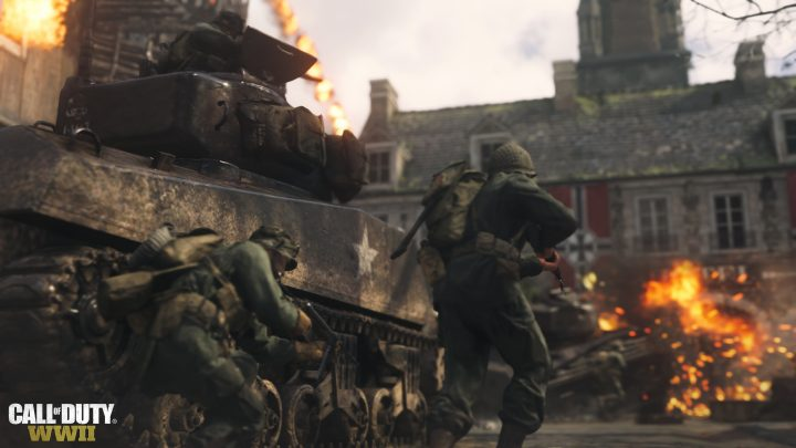 سیستم مورد نیاز بازی Call of Duty: WWII کالاف دیوتی + عکس و تریلر