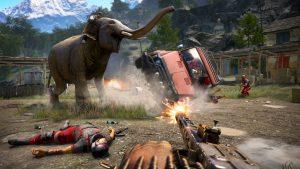سیستم مورد نیاز بازی Far Cry 4 فارکرای + عکس و تریلر