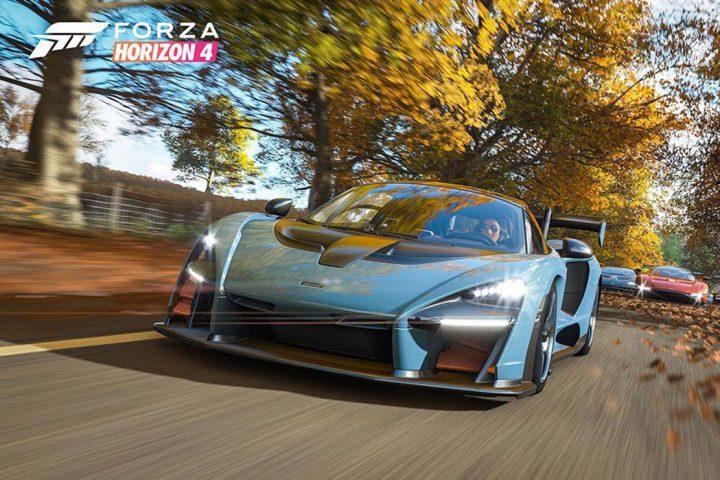 سیستم مورد نیاز بازی Forza Horizon 4 فورزا هورایزن + عکس و تریلر