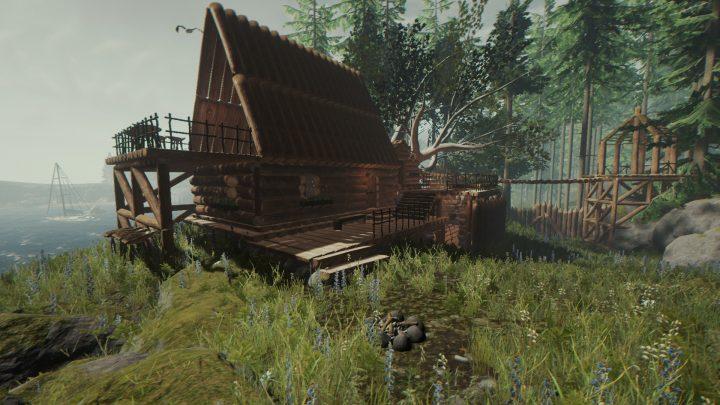 سیستم مورد نیاز بازی The Forest دفورست + عکس و تریلر