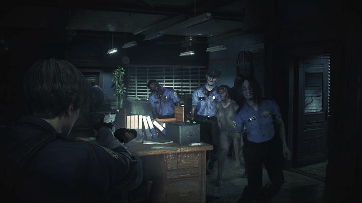 سیستم مورد نیاز بازی 2019 resident evil 2 remake + عکس و تریلر
