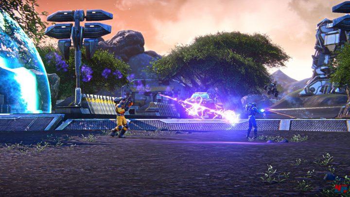 سیستم مورد نیاز بازی PlanetSide Arena پلنت ساید ارنا + عکس و تریلر