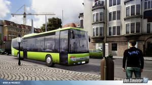 سیستم مورد نیاز بازی Tourist Bus Simulator باس سیمولاتور + عکس و تریلر