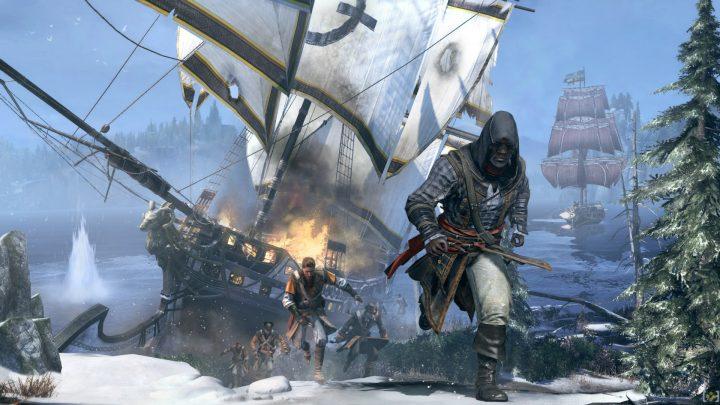 سیستم مورد نیاز بازی Assassin's Creed Rogue روگ + عکس و تریلر