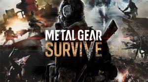 سیستم مورد نیاز بازی METAL GEAR SURVIVE + عکس و تریلر