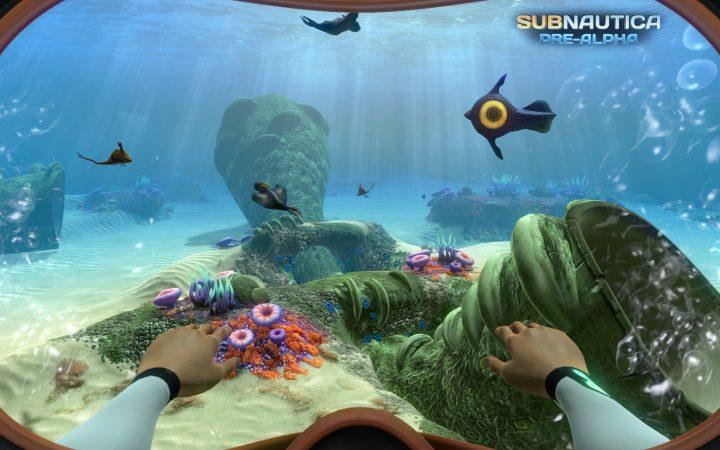 سیستم مورد نیاز بازی Subnautica سابناتیکا + عکس و تریلر
