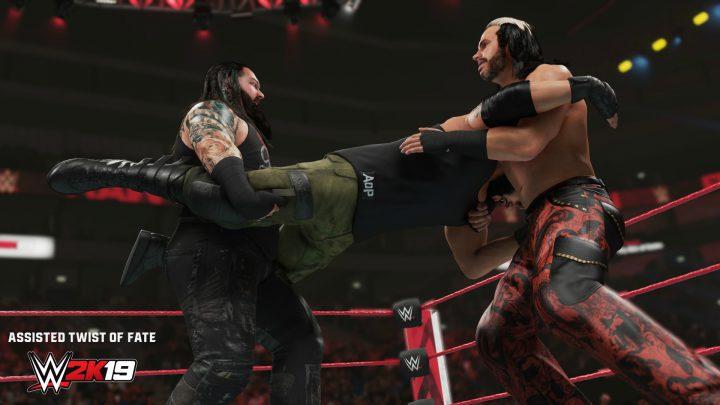 سیستم مورد نیاز بازی WWE 2K19 دبلیو دبلیو ای + عکس و تریلر
