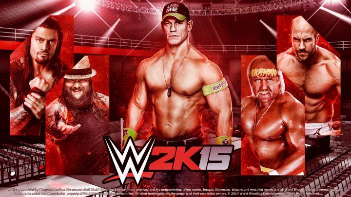سیستم مورد نیاز بازی WWE 2K15 دبلیو دبلیو ای + عکس و تریلر