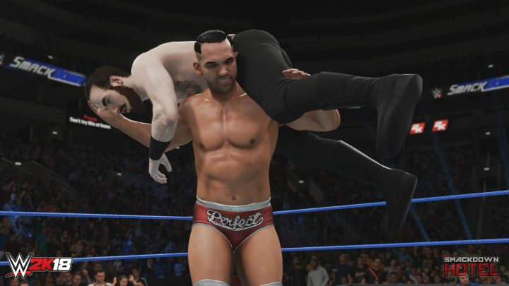 سیستم مورد نیاز بازی WWE 2K18 دبلیو دبلیو ای + عکس و تریلر