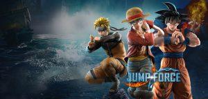 سیستم مورد نیاز بازی Jump Force جامپ فورس + عکس و تریلر