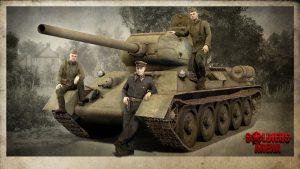 سیستم مورد نیاز بازی Soldiers: Arena سولجر ارنا + عکس و تریلر
