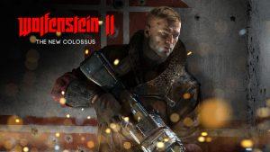 سیستم مورد نیاز بازی Wolfenstein 2: The New Colossus ولفنشتاین + عکس و تریلر