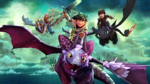 سیستم مورد نیاز بازی DreamWorks Dragons Dawn of New Riders + عکس و تریلر