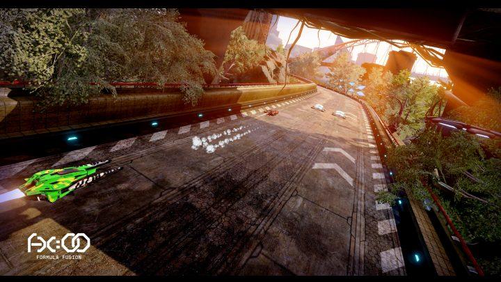 سیستم مورد نیاز بازی Formula Fusion فرمول فیوژن + عکس و تریلر