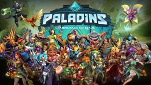سیستم مورد نیاز بازی Paladins پالادینز + عکس و تریلر
