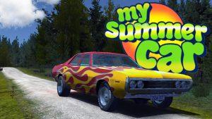سیستم مورد نیاز بازی My Summer Car مای سامر کار + عکس و تریلر