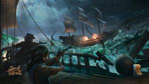 سیستم مورد نیاز بازی Sea of Thieves سی اف تیویز + عکس و تریلر