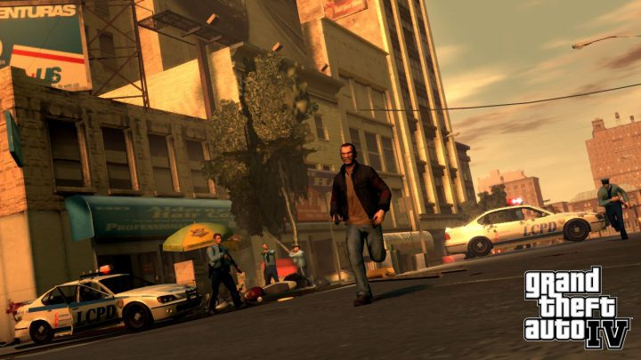 سیستم مورد نیاز بازی GTA IV جی تی ای 4