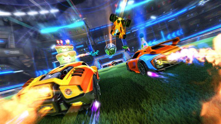 سیستم مورد نیاز بازی Rocket League راکت لیگ + عکس و تریلر