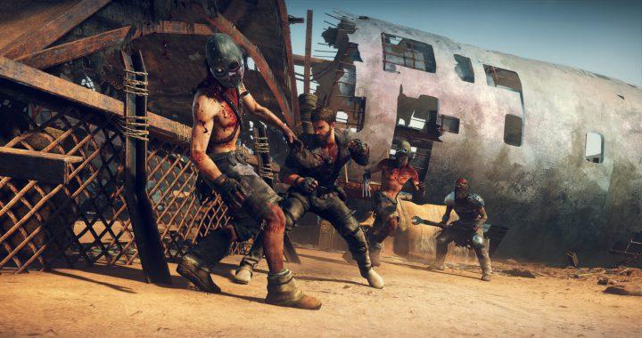 سیستم مورد نیاز بازی Mad Max مد مکس + عکس و تریلر