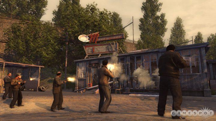 سیستم مورد نیاز بازی Mafia 2 مافیا + عکس و تریلر