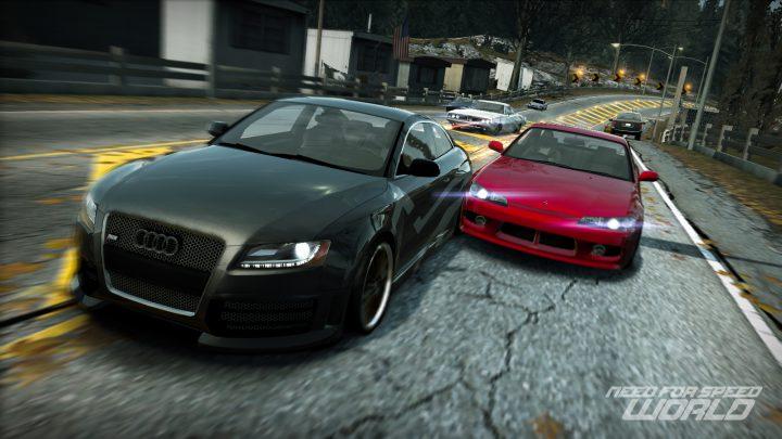 سیستم مورد نیاز بازی Need For Speed World + عکس و تریلر