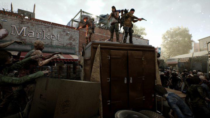 سیستم مورد نیاز بازی OVERKILL's The Walking Dead + عکس و تریلر