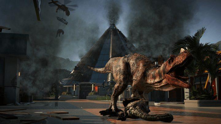 سیستم مورد نیاز بازی Jurassic World Evolution + عکس و تریلر
