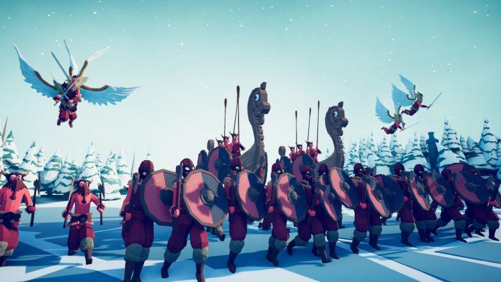 سیستم مورد نیاز بازی Totally Accurate Battle Simulator + عکس و تریلر