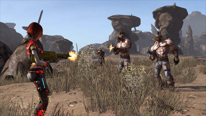 سیستم مورد نیاز بازی Borderlands Game of the Year Enhanced + عکس و تریلر