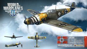سیستم مورد نیاز بازی World of Warplanes ورد اف وار پلینز + عکس و تریلر