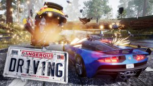 سیستم مورد نیاز بازی Dangerous Driving دنجروس درایوینگ + عکس و تریلر