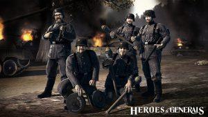 سیستم مورد نیاز بازی Heroes and Generals هیروز اند جنرال + عکس و تریلر