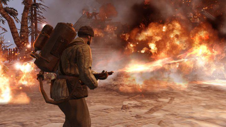 سیستم مورد نیاز بازی Company of Heroes 2 + عکس و تریلر