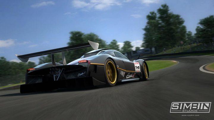سیستم مورد نیاز بازی GTR 3 جی تی ار + عکس و تریلر