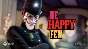 سیستم مورد نیاز بازی We Happy Few وی هپی فیو + عکس و تریلر